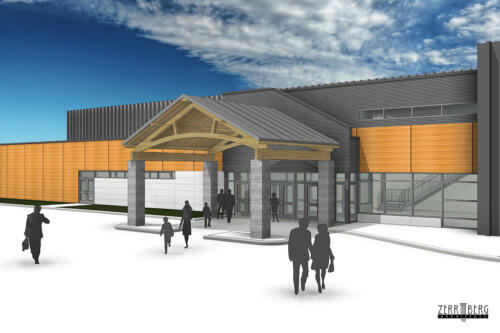 First Assembly Church Addition - Fargo
