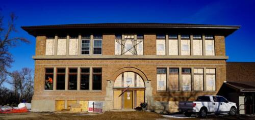 Nome Schoolhouse